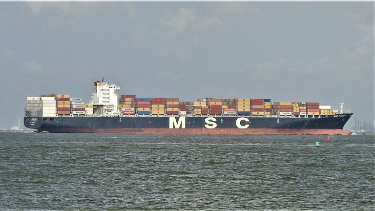 MSC TORONTO, Container Ship - Details and current position - IMO