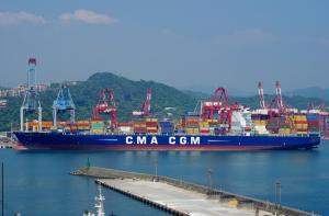 Photo of CMA CGM OTELLO ship