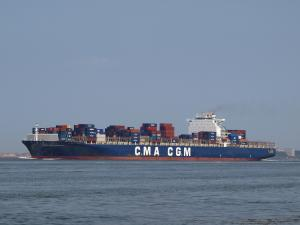 Photo of CMA CGM NABUCCO ship