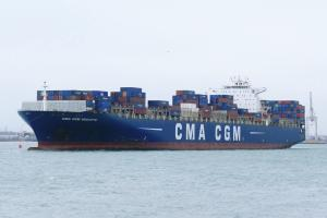 vessel photo CMA CGM RIGOLETTO