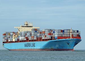 Photo of MAERSK SEVILLE ship