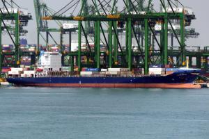 Photo of THANA BHUM ship