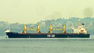 Photo of YASA OZCAN ship