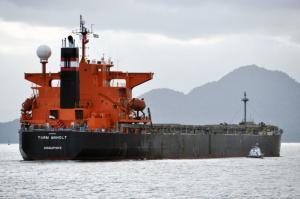 Photo of MYTHOS ship