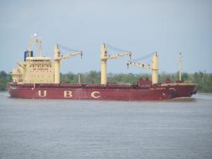 Photo of UBC TORONTO ship