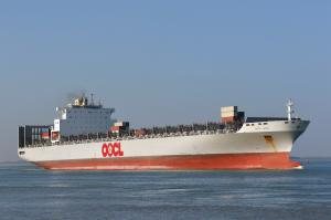 Photo of OOCL ASIA ship