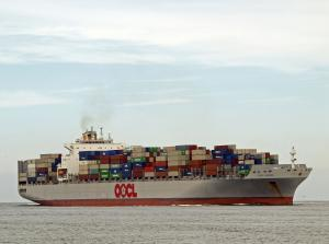 Photo of OOCL EUROPE ship