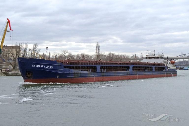 CAPTAIN KOSTICHEV, Crude Oil Tanker - Details and current position