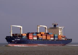 Photo of HSL NIKE ship