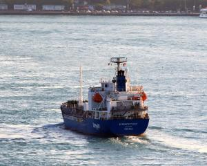 Photo of EVIAPETROL IV ship