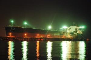 Photo of MT JIN EI ship