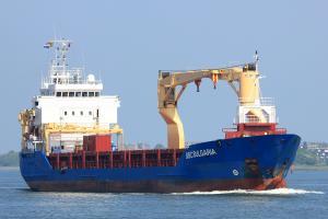 Photo of MV DONA CAROLINE JOY ship