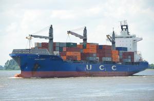Photo of MAERSK DAKAR ship