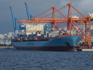 Photo of GUDRUN MAERSK ship