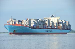Photo of GRETE MAERSK ship