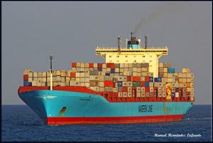 Photo of GUNVOR MAERSK ship