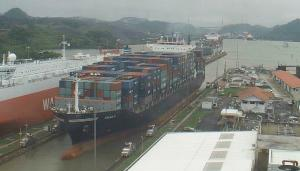 Photo of SOLAR N ship