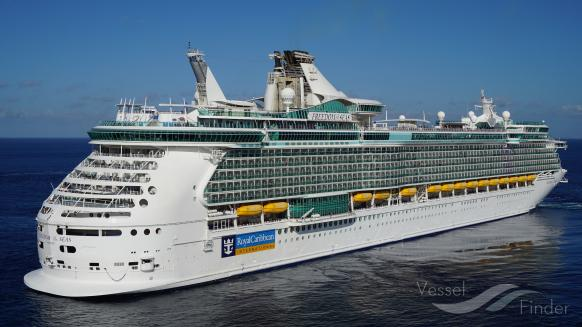 FREEDOM OF THE SEAS Passenger Cruise Ship