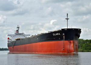 Photo of CLARA ship