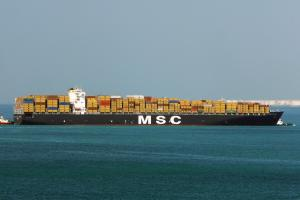 Photo of MSC ESTHI ship