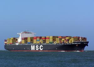 Photo of MSC MARIA ELENA ship