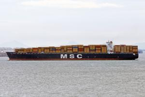 Photo of MSC JOANNA ship