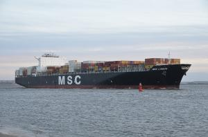 Photo of MSC LISBON ship