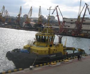 Photo of BAKAY ship