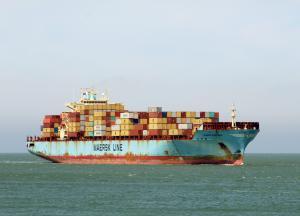 Photo of MAERSK MONTANA ship