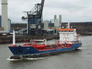 Photo of AMANDA ship