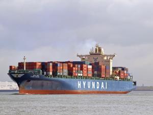 Photo of HYUNDAI HONGKONG ship