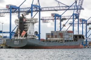 Photo of AVA D ship