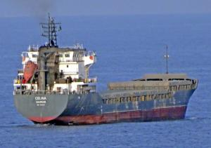 Photo of CELINA ship