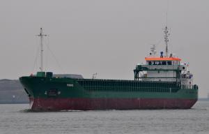 Photo of KINNE ship
