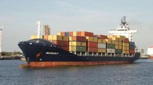 Photo of MAGNUS F ship