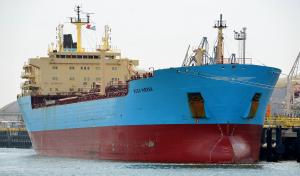 Photo of MAERSK RALEIGH ship