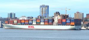 Photo of OOCL KAOHSIUNG ship