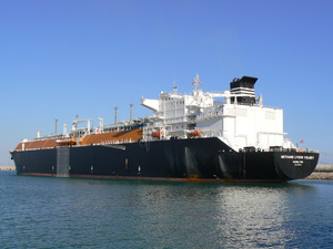Photo of METHANE LYDON VOLNEY ship