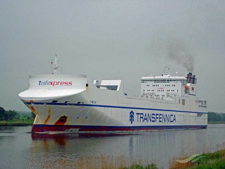 TIMCA (MMSI: 246521000) ; Place: Kiel_Canal/ Germany