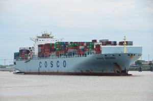 Photo of COSCO BEIJING ship