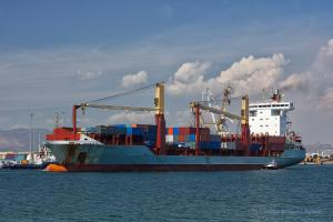 Photo of VEGA OMIKRON ship
