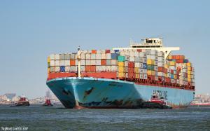 Photo of MAERSK SOFIA ship