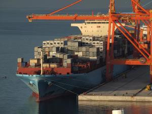 Photo of MAERSK SINGAPORE ship