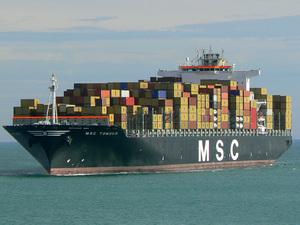 Photo of MSC TOMOKO ship