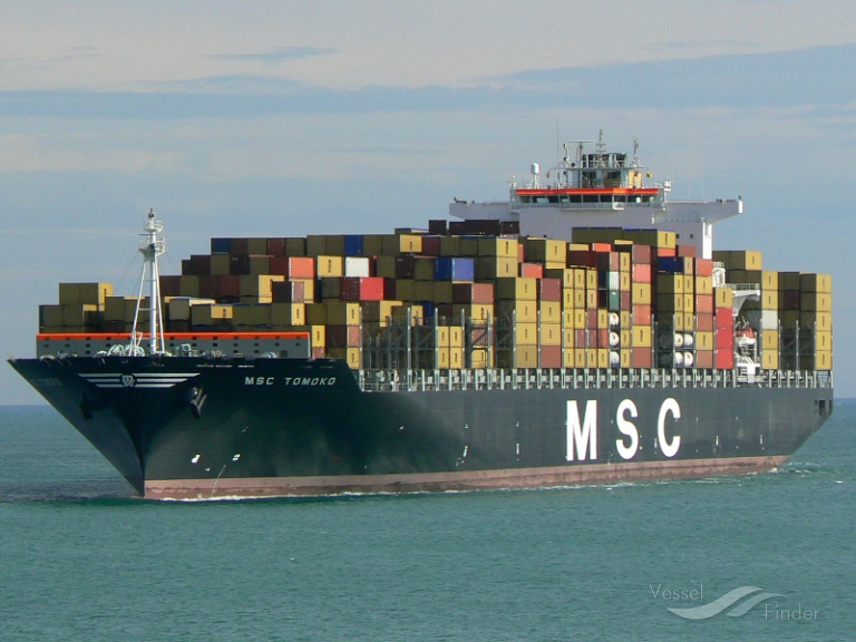 MSC TOMOKO photo