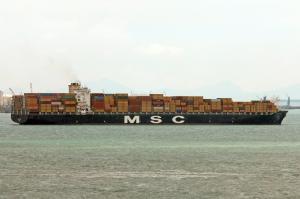 Photo of MSC HEIDI ship