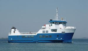 Photo of OMOE ship