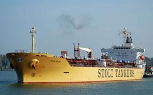 Photo of STOLT GLORY ship