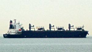 Photo of GLORIOUS PEONY ship