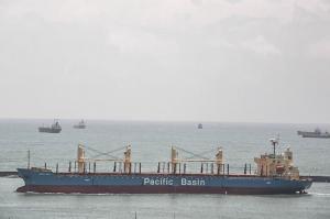 Photo of CORIO BAY ship